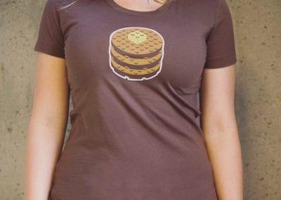 Lego Pancake Shirts