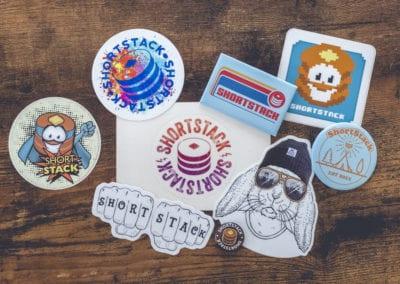 ShortStack Stickers